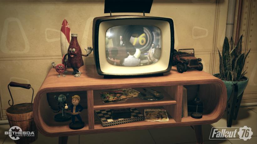 Fallout 76 manterrà le atmosfere della serie