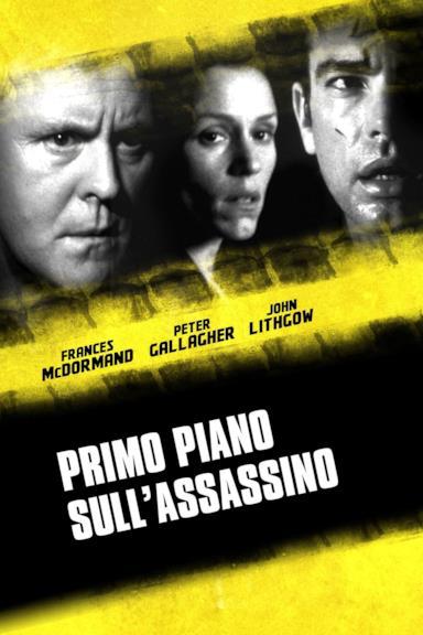 Poster Primo piano sull'assassino