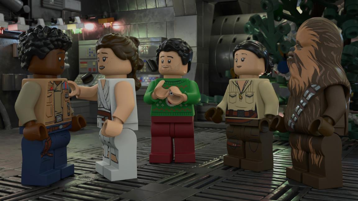 LEGO Star Wars Christmas Special: trailer e curiosità sullo speciale natalizio
