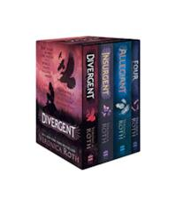 Divergent Series Box Set (Books 1-4): Divergent / Insurgent / Allegiant and Four