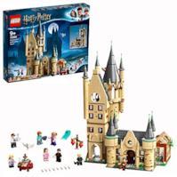 LEGO HarryPotter TorrediAstronomiadiHogwarts, Giocattolo Compatibile con i Playset La Sala GrandeeIl Platano Picchiatore, 75969