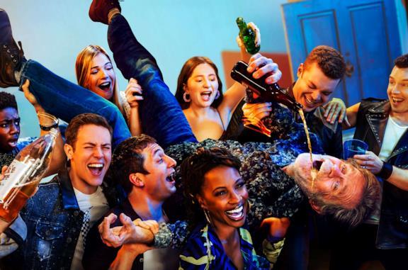Una foto promozionale dell'undicesima stagione di Shameless