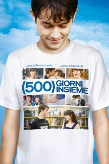 Poster (500) giorni insieme