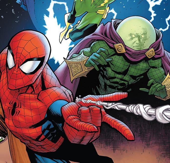 Cover di Amazing Spider-Man #25