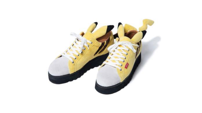 Le sneakers di Pikachu