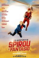 Poster Le avventure di Spirou e Fantasio