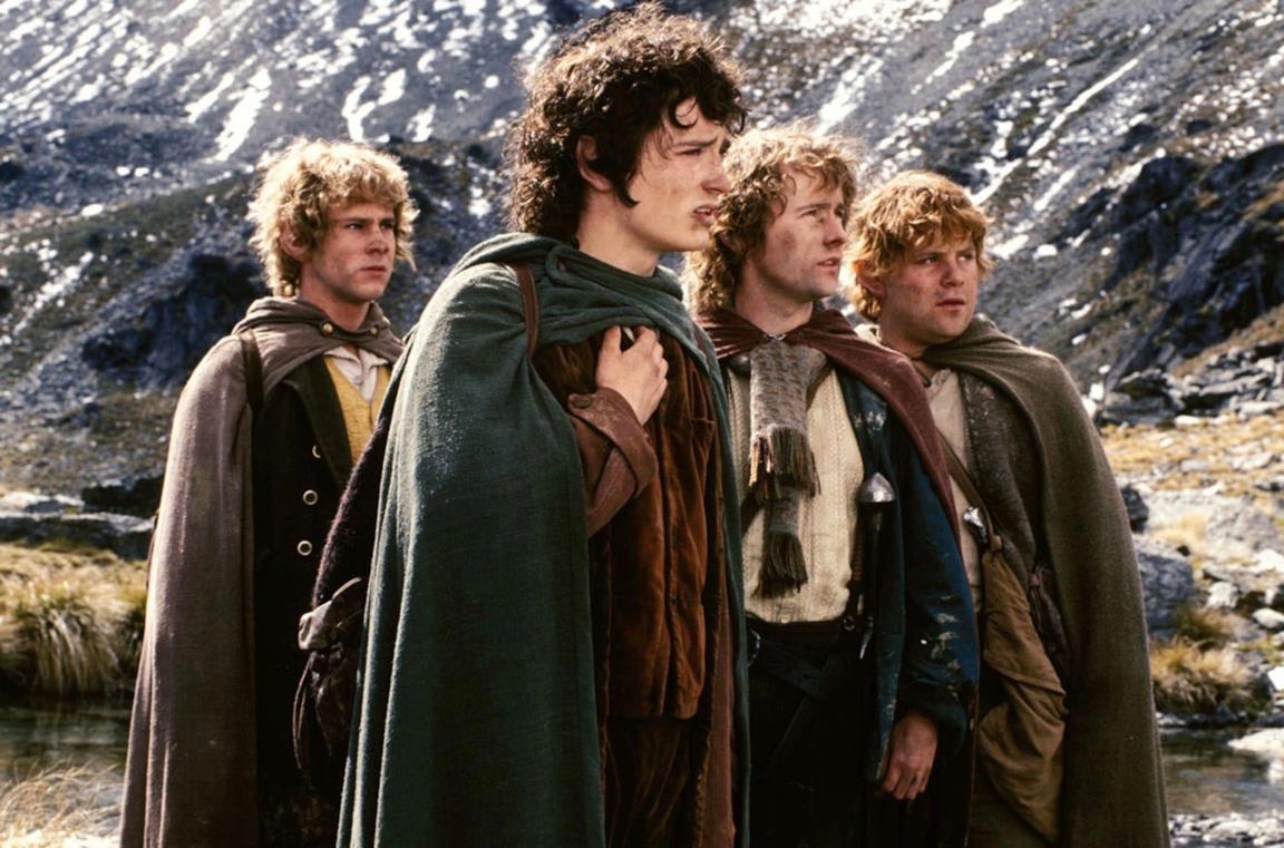 Elijah Wood è Frodo ne La compagnia dell'anello