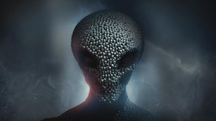 Un alieno di XCOM 2