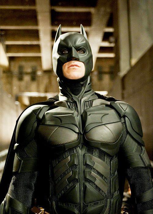 Batman costume Christian Bale