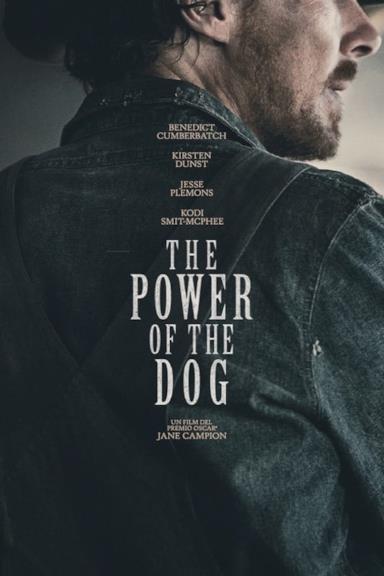 Poster Il potere del cane