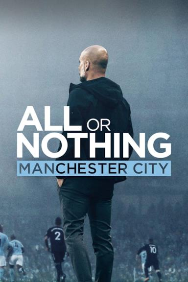 Poster All or Nothing: Manchester City