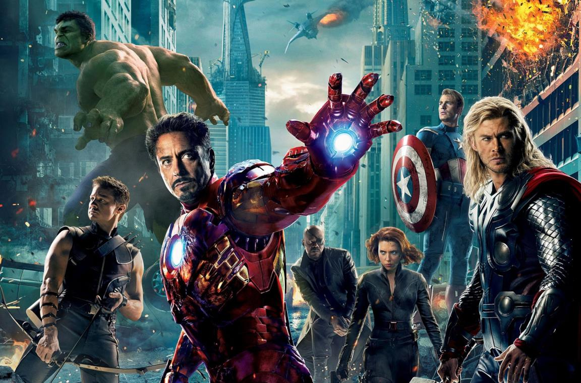 Poster di The Avengers