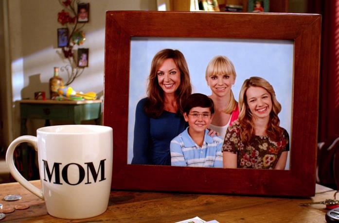 I protagonisti di Mom