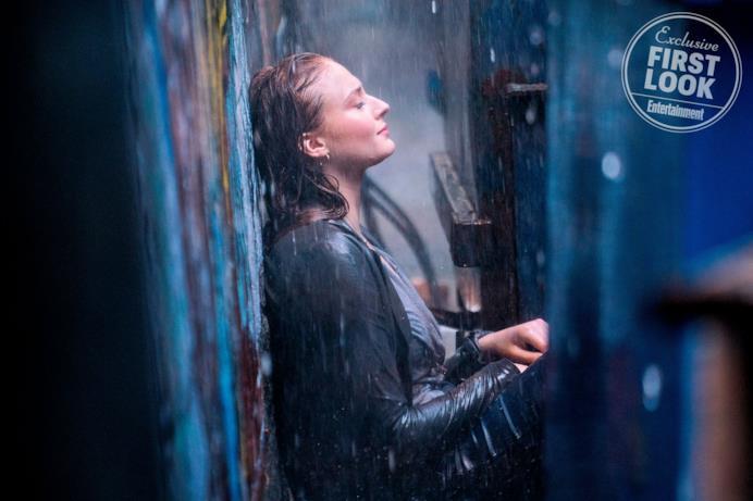 Riuscirà la pioggia a placare il fuoco di Jean Grey