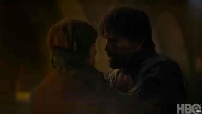 GoT 8x05: Jaime e Cersei prima di morire