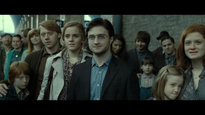 L'epilogo di Harry Potter e i doni della morte - Parte 2