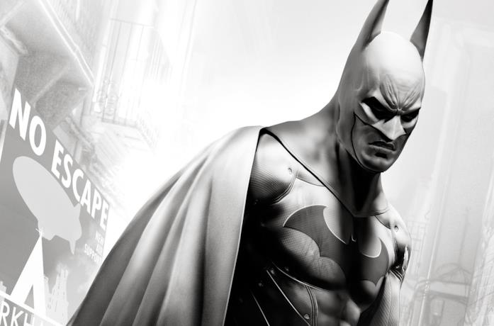Batman protagonista nella serie Batman Arkham