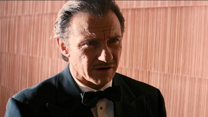 Una scena di Pulp Fiction con Mr. Wolf