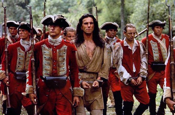 L'ultimo dei Mohicani: la colonna sonora del film di Michael Mann