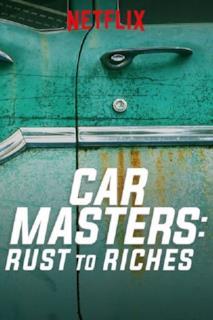 Poster Car Masters: dalla ruggine alla gloria
