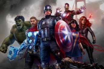 Marvel's Avengers videogame