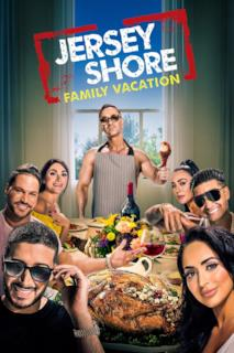 Poster Jersey Shore: Family Vacation