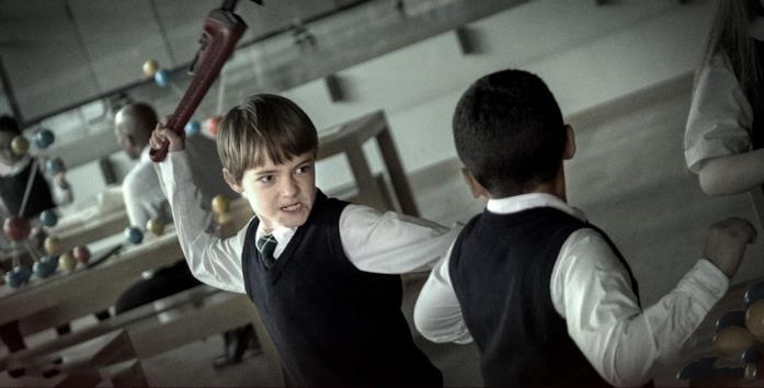 Jackson Robert Scott in una scena del film The Prodigy - Il figlio del male