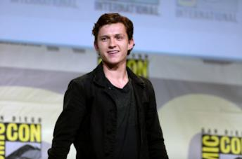 Tom Holland al San Diego Comic-Con