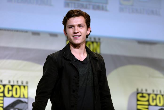 Tom Holland al San Diego Comic-Con