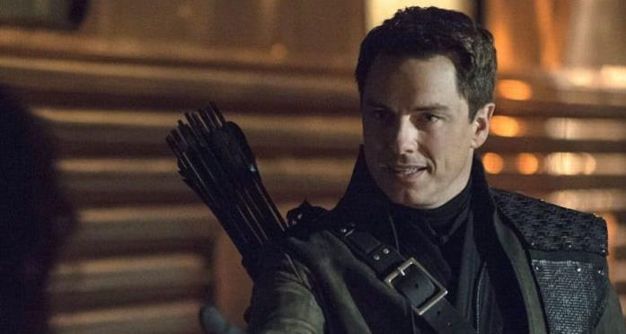 John Barrowman in Arrow