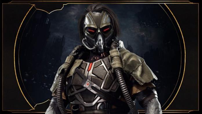 Kabal in Mortal Kombat 11