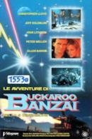 Poster Le avventure di Buckaroo Banzai nella quarta dimensione