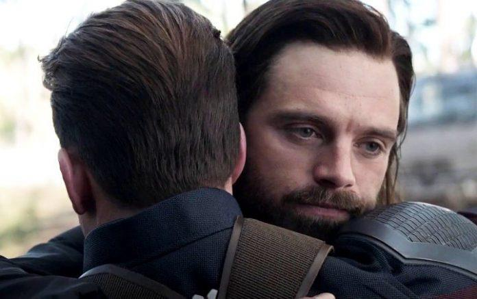La scena del saluto tra i due amici in Avengers: Endgame