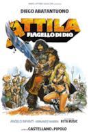 Poster Attila flagello di Dio