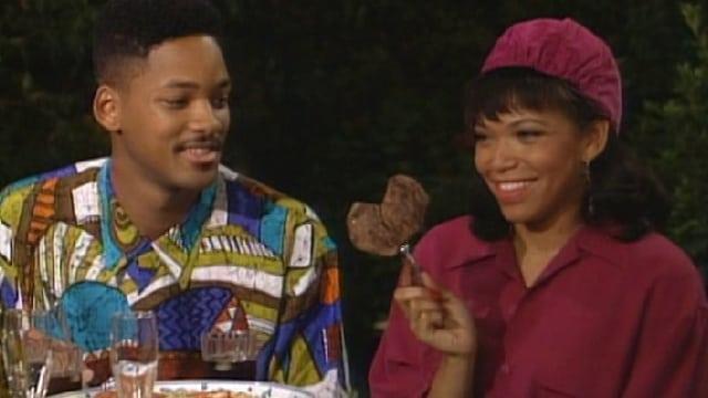 Una scena tratta dalla seconda stagione di Willy, Il Principe di Bel-Air