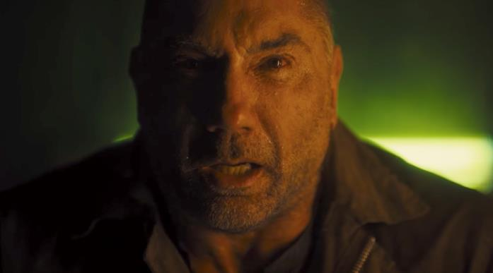 Dave Bautista in 2048: Nowhere to Run