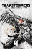 Poster Transformers 4 - L'era dell'estinzione