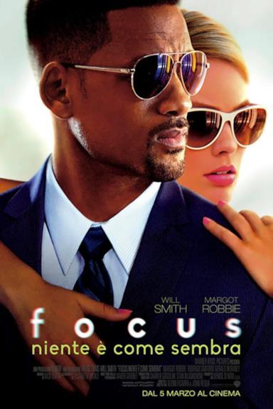 Poster Focus - Niente è come sembra
