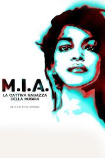 Poster M.I.A. - La cattiva ragazza della musica