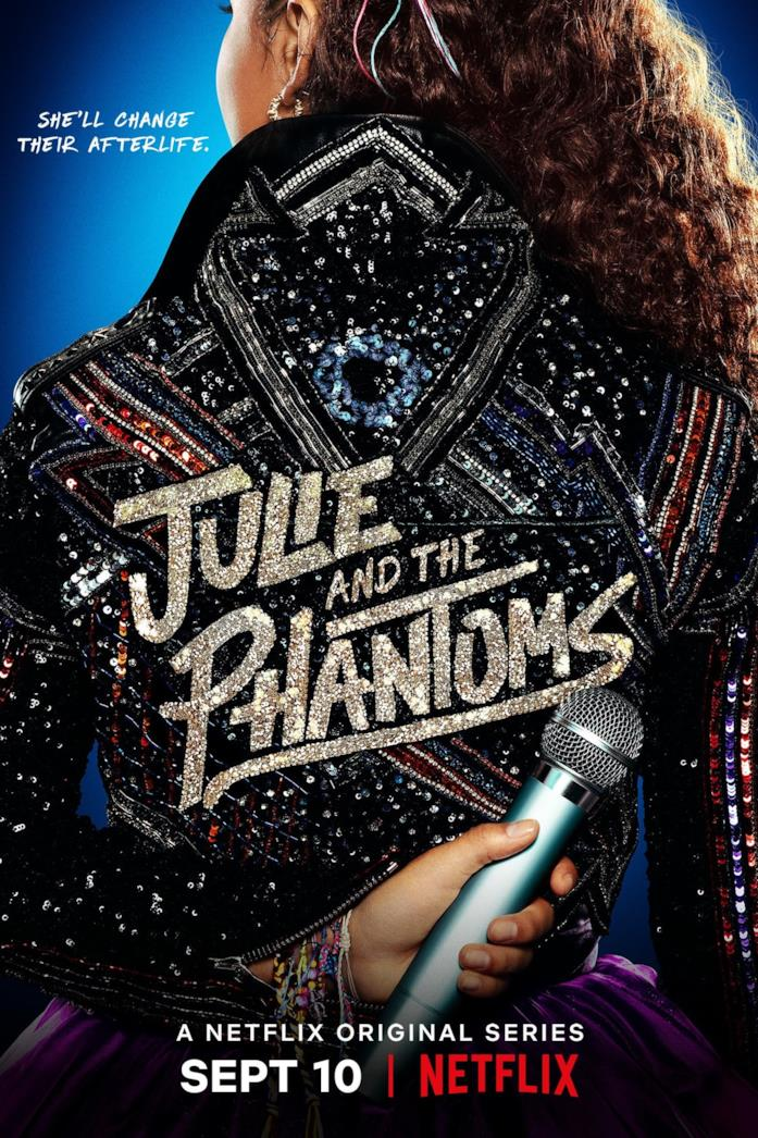 Julie and the Phantoms: poster