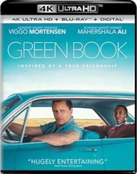Green Book 4K UHD [Blu-Ray] [Region Free] (IMPORT) (Nessuna versione italiana)