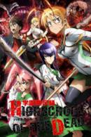 Poster Highschool of the Dead