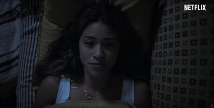 Gina Rodriguez in Awake