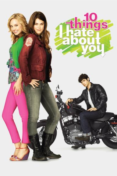 Poster 10 cose che odio di te
