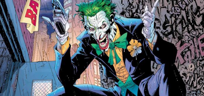 Joker nei fumetti