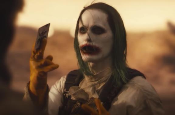"""No, la battuta cult """"We live in a society"""" di Joker vista nel trailer della Snyder's Cut non è presente nel film"""