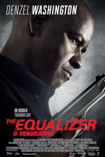 Poster The Equalizer - Il vendicatore
