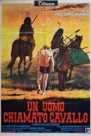 Poster Un uomo chiamato cavallo