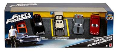 Pacchetto Veicolo Fast & Furious Road Muscle 5