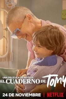 Poster Il quaderno di Tomy